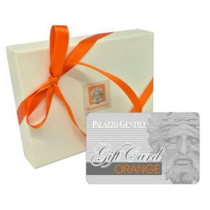 gift card, palazzo gentili, san severino marche, regali natale