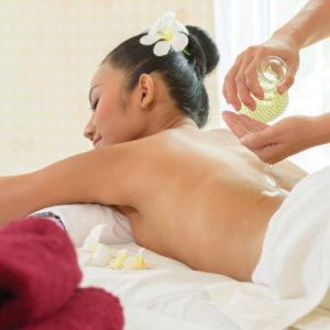 Aroma massaggio agli olii  essenziali